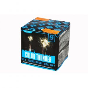 Color Thunder Argento